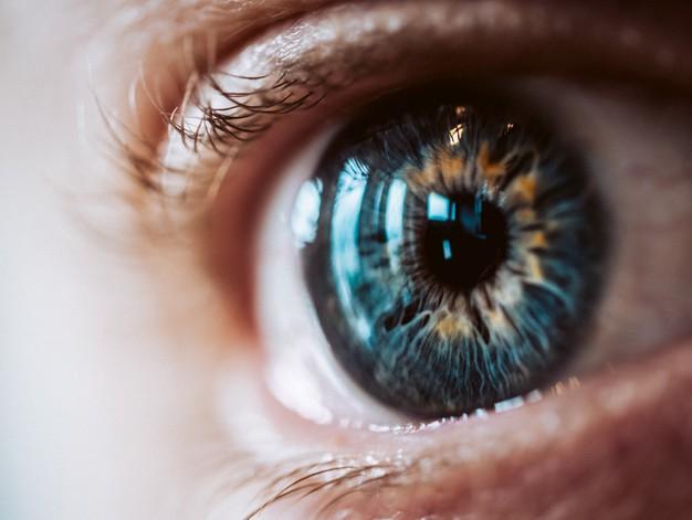 Ilustrasi - eye vision