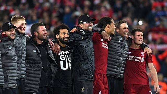Liverpool Sangat Layak Kalahkan Tottenham di Final Liga Champions