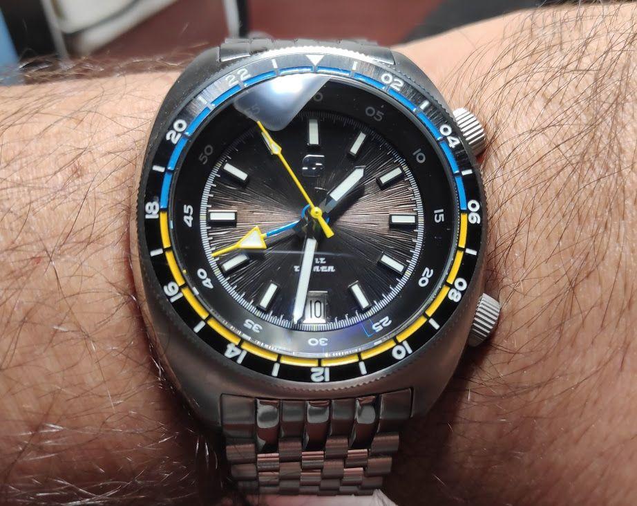 Relógio do Dia Straton