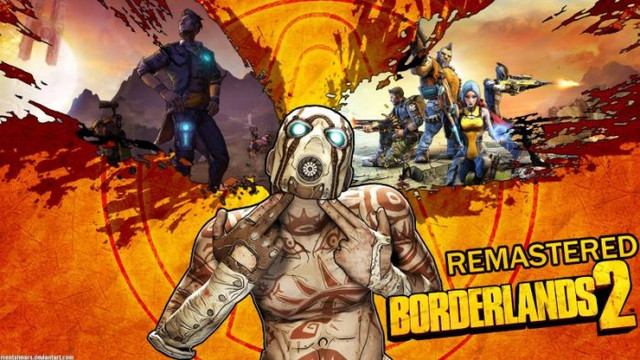 Borderlands 2: Remastered v.1.8.5 + DLC (xatab)