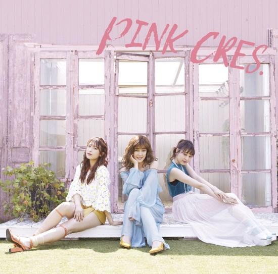 [Album] PINK CRES. – Etcetera