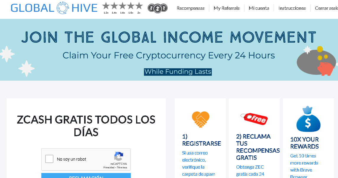 GlobalHive.io Reviews – SCAM or PAYING?