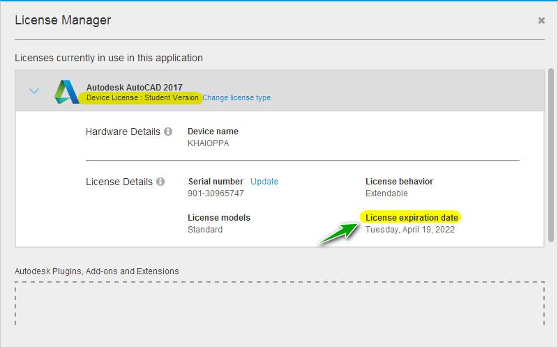 ĐỒ HOẠ - Share lại key bản quyền Autocad giá cực rẻ | Tinhte vn