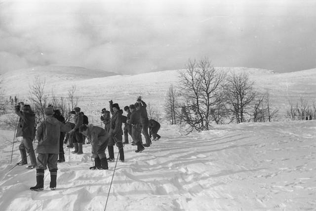 Dyatlov pass 1959 search 18