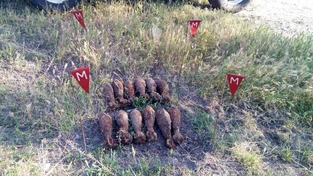 В поиске металлолома житель Николаева наткнулся на мины
