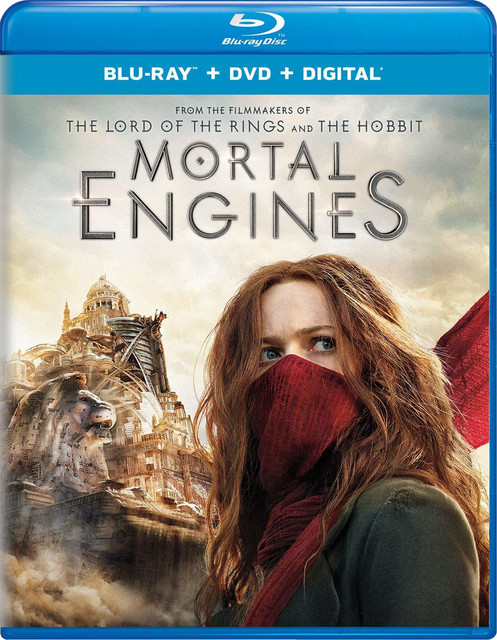 Mortal Engines (2018) Hindi 3D Dual Audio 720p BluRay 1.2GB ESub Download