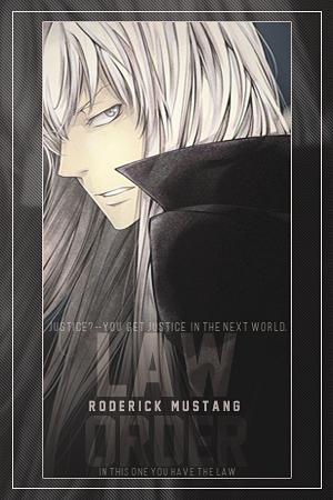 Roderick Mustang