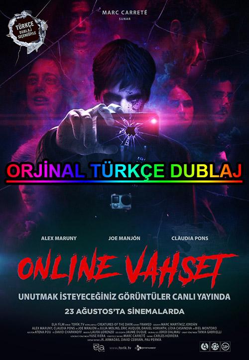 Online Vahşet | Framed | 2019 | BDRip | XviD | Türkçe Dublaj | m720p - m1080p | BluRay | Dual | TR-EN | Tek Link