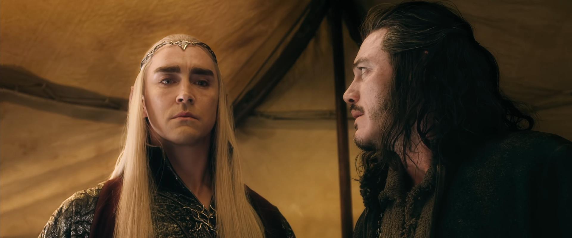 Hobbit: Beş Ordunun Savaşı 2014 TR 1080p ExR