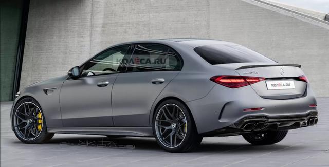 2021 - [Mercedes-Benz] Classe C [W206] - Page 17 D8140-F07-68-CD-497-A-977-E-EE22-CE45-BCA8