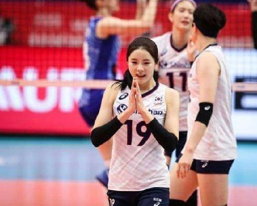 Lee Da-yeong, Sosok Inspiratif yang Menumbuhkan Jiwa Bola Voli Ane