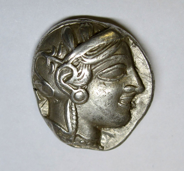 Tetradracma de Atenas (449-413 a.C.) 11