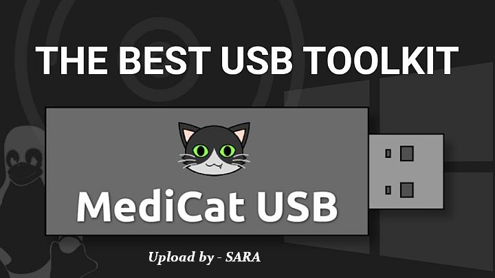 MediCat USB v21.05