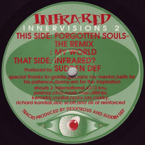 Dexxtrous & Sudden Def - Innervisions 2 1994