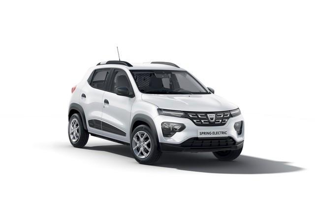 Nouvelle Dacia Spring Electric : La Révolution Électrique De Dacia 2020-Dacia-SPRING-Cargo