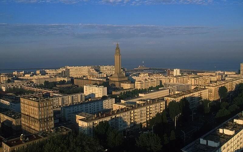Le Havre city photo