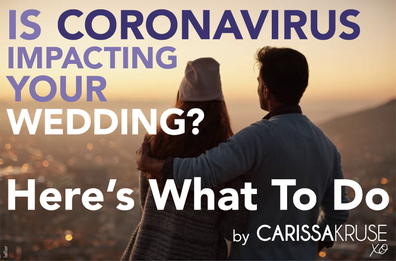 Coronavirus impacted your wedding - header