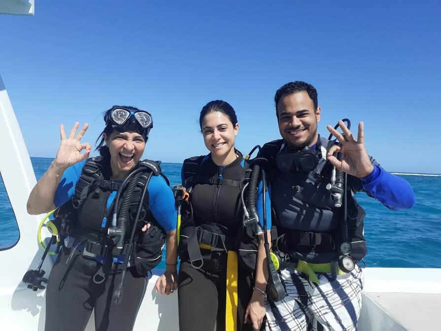 Discover Scuba Diving Punta Cana