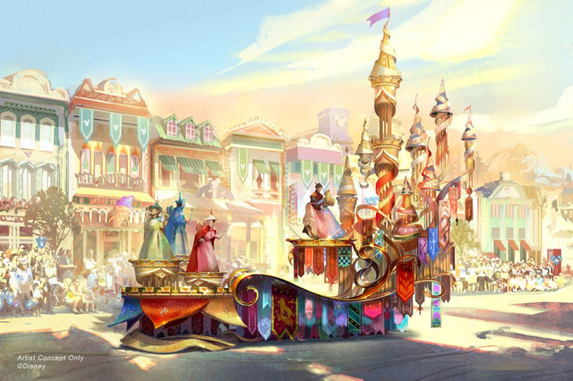 [Disneyland] Nouvelle parade: Disney Magic Happens (28 février 2020) Zzzzz42