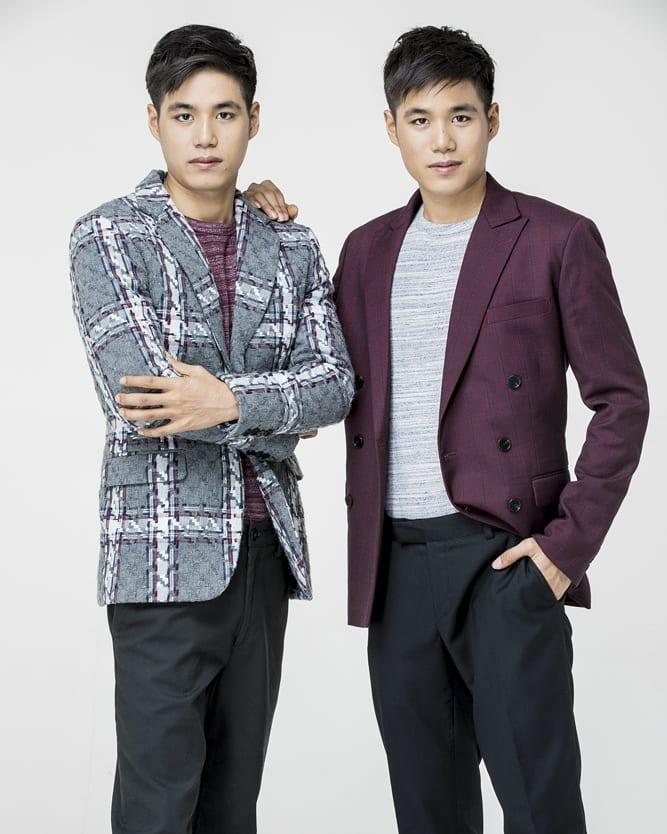 TheFadd, cặp sinh đôi nam thần 6 múi nổi tiếng Thái Lan