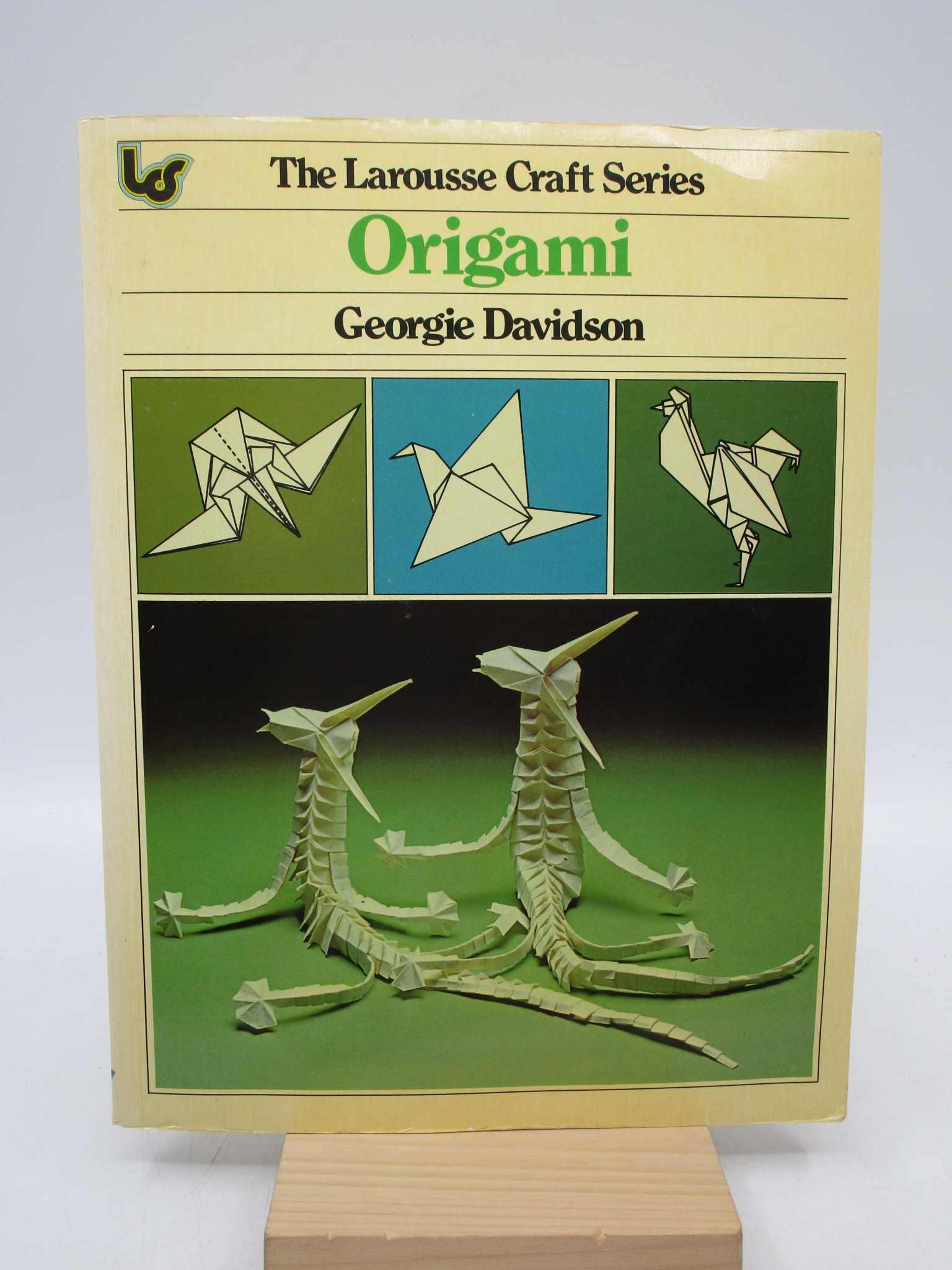 Image for Origami (The Larousse Craft Series) FIRST AMERICAN EDITION