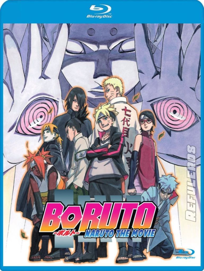 BORUTO 01 - NARUTO THE MOVIE