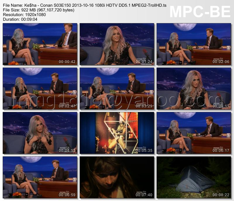 Ke-ha-Conan-S03-E150-2013-10-16-1080i-HDTV-DD5-1-MPEG2-Troll-HD