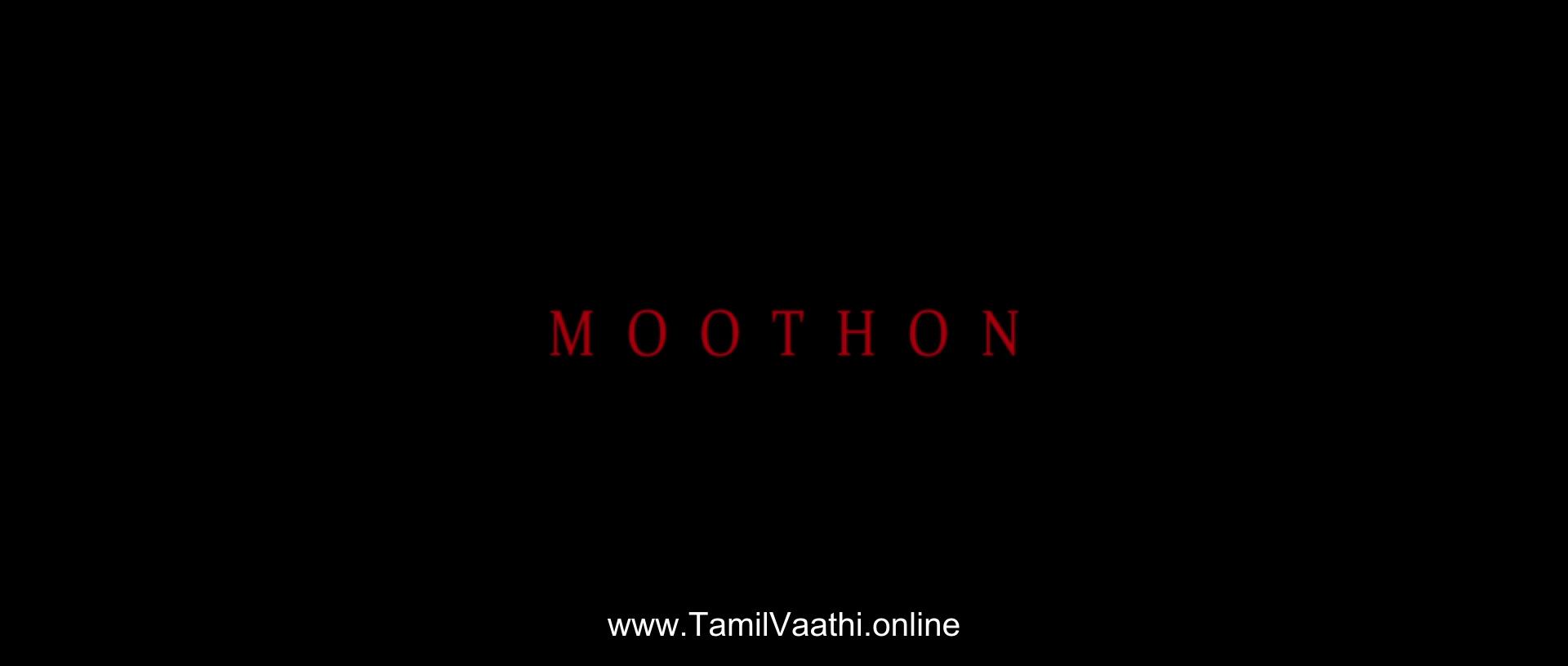 Moothon (2019) [LAMA]