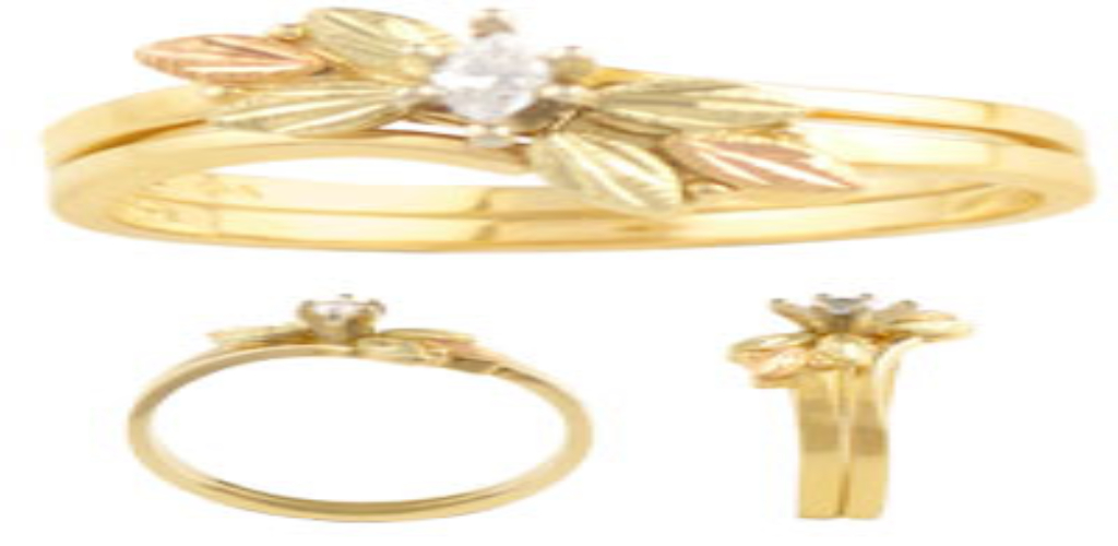 Gold Jewelry Womens