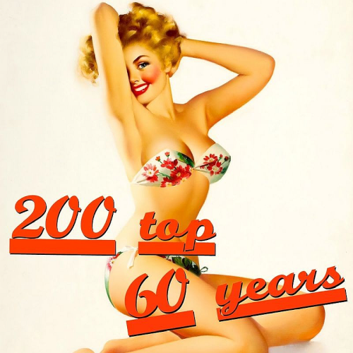 Various Artists - 200 Top 60 Years (JB Production)