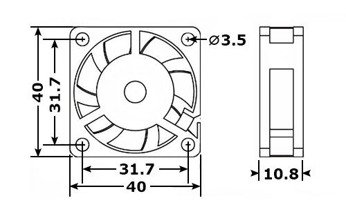 FAN-4010-24-V-000