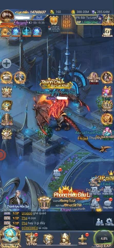 Mod game Soul Land: Đấu La Đại Lục full kim cương - Page 5 220801312-1076247709570790-2653813123423910896-n