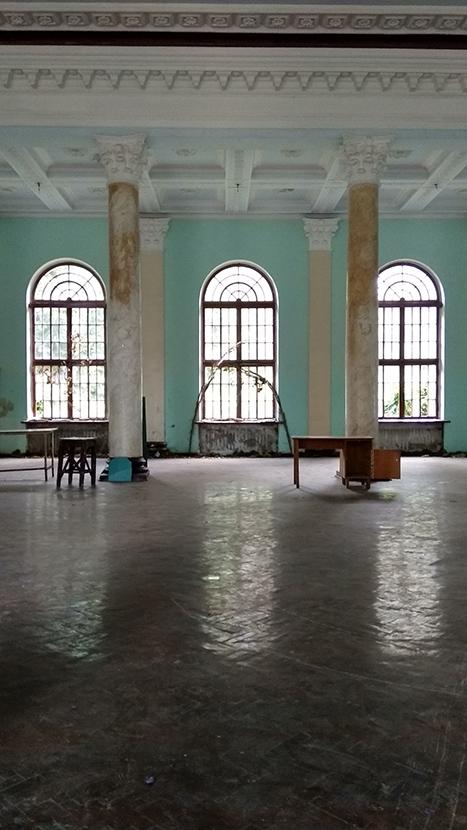 Cоветский санаторий в Сухуме