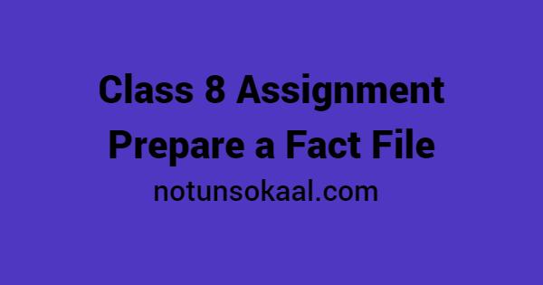 Class-8-assignment-answer-2nd-week-english