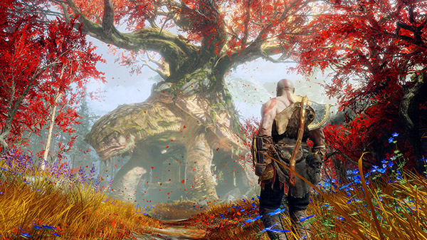 《戰神》於2月2日發布 PS5增強性能的更新 God-of-War-PS5-Patch-02-01-21