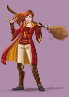 quidditch-girl