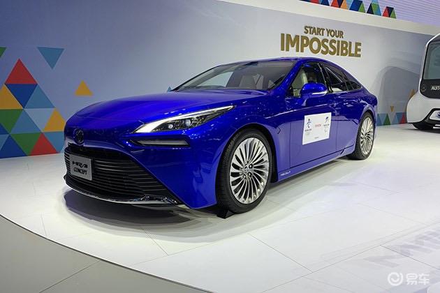 2020 - [Toyota] Mirai II - Page 2 861-E476-F-C637-4-E47-AC00-31-FD44-FABD42