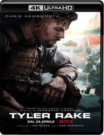 Tyler Rake Extraction (2020) WEBDL 2160p E-AC3 iTA ENG HDR x265