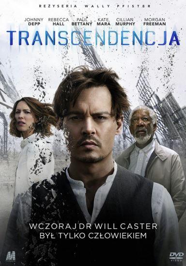 Transcendencja / Transcendence (2014) PL.AC3.DVDRip.XviD-GR4PE | Lektor PL