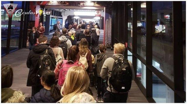 6 Tips Menghindari Antrian Panjang Pemeriksaan Di Bandara Amerika