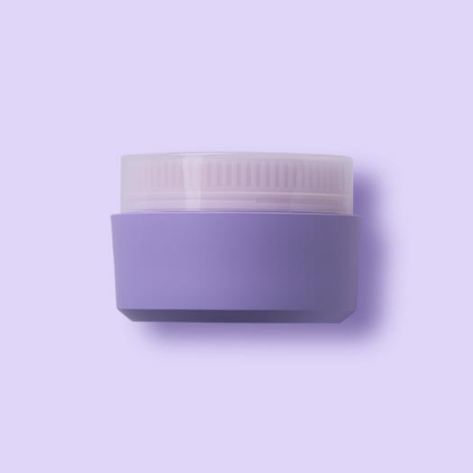 Dual wall Cream jar