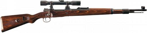 Sniper carbine Kar98k