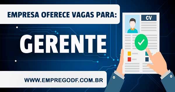 EMPREGO PARA GERENTE DE HIPERMERCADO