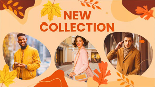 Autumn Sale Promo 33736541 - Project for After Effects (Videohive)