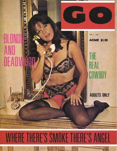 Cover: Go-Vol-1-No-1-1965