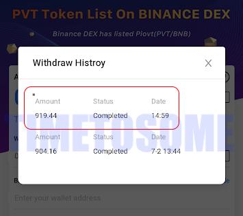 OPORTUNIDADE [Provado] Pivot - Ganha PVT tokens e Bitcoin - Android/iOS (Actualizado em Julho de 2019) Lastttpiiio