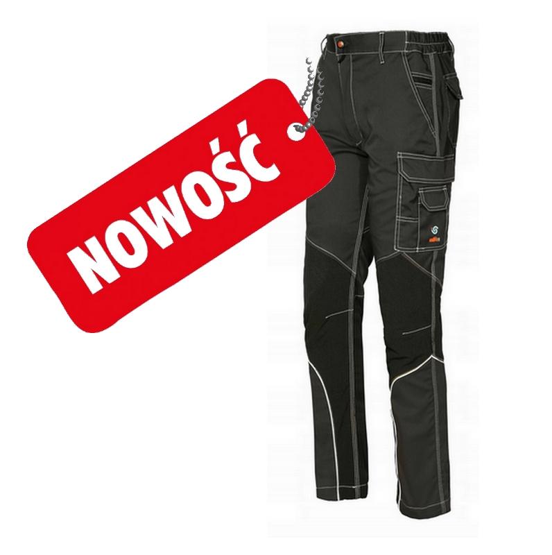 Spodnie robocze Issa Stretch Extreme 8830B do pasa