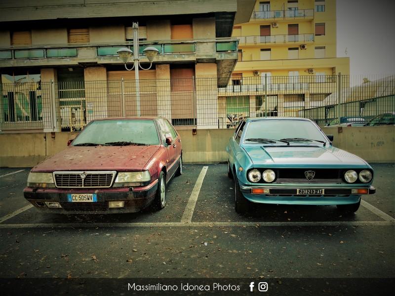 Auto Abbandonate - Pagina 16 Lancia-Thema-8-32-2-9-205cv-90-CC505-WV-e-Lancia-Beta-HPE-1-6-102cv-78-AT238213-93-330-19-08-2015-5