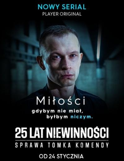 25 lat niewinności. Sprawa Tomka Komendy (2020) Sezon 1 PL.720p.WEB-DL.x264-666 / Polska Produkcja