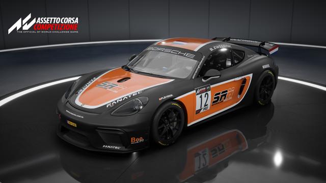SRH-Porsche-GT4
